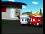 Финли - маленькая пожарная машина. 4 сезон 5 серия. Никаких игр / Неважно, выиграть или проиграть